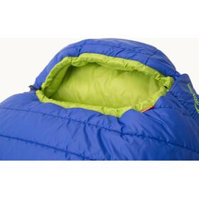 Carinthia G 180 Sacos de dormir M, blue/lime